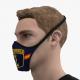 Mascara protectora reutilizable Armada