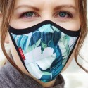 Mascara protectora reutilizable Hoja