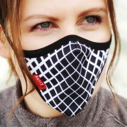 Mascara protectora reutilizable Trama
