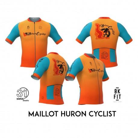 Maillot Hurón