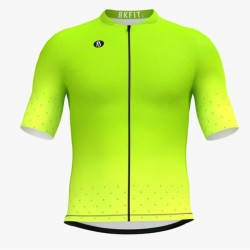 MAILLOT MANGA CORTA DEEP LIGHT GREEN