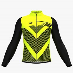 Chaqueta de Ciclismo Scorpion Green Apple