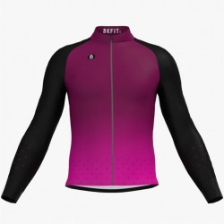 Chaqueta de Ciclismo Deep Pink