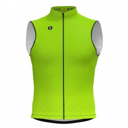 Chaleco Cortavientos XR Deep Light Green