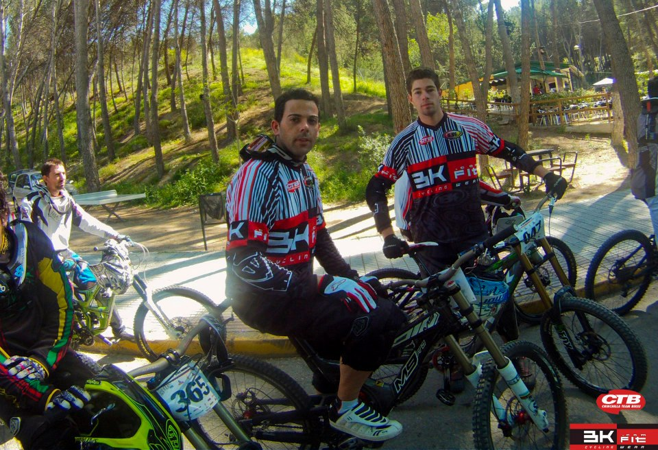 Roberto Fernández y Víctor Arjona
