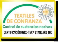 Certificado oeko-tex® Standard 100