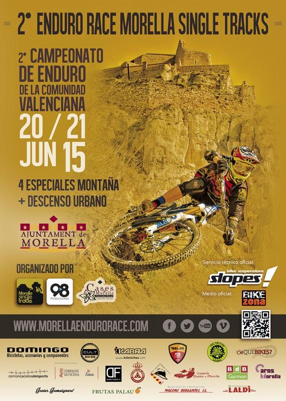 II Enduro Race Morella 2015