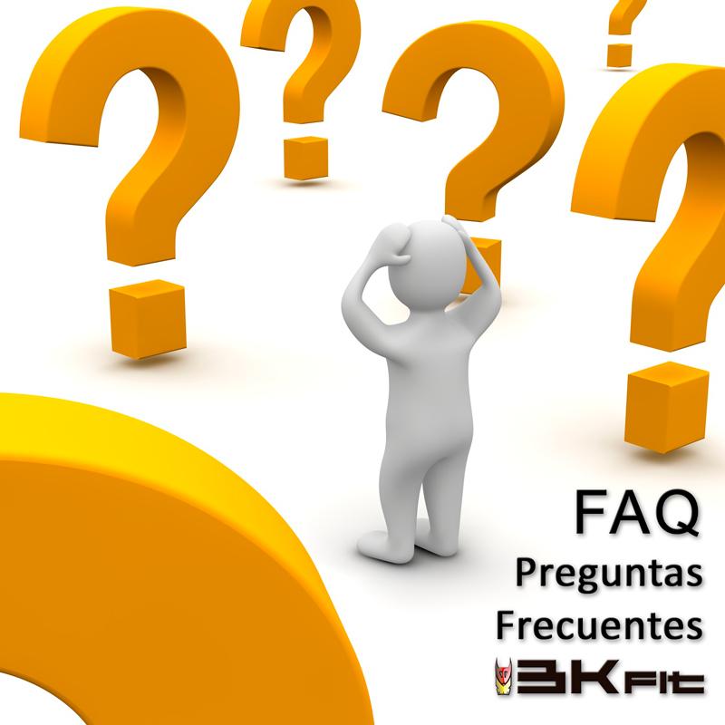 Preguntas Frecuentes BKFit